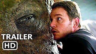 Download JURASSIC WORLD 2 New EXTENDED Trailer Teaser (2018) Eye of the T-Rex, Chris Pratt Movie HD Video