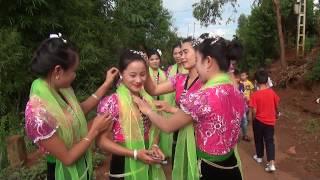 Download Múa Thái Sơn La - Múa Khăn Đội PN TK 8 Xã Ná Bó tháng 9/2017 Video
