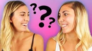 Download Identical Twins Learn Weird Twin Facts Video