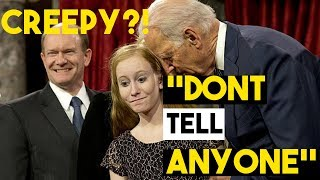 Download Creepy Uncle Joe Can't Control Himself Video
