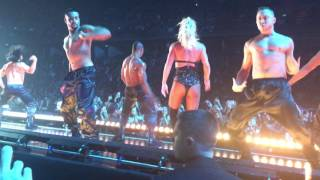 Download Slumber Party & Touch Of My Hand - Britney Spears Live In Bangkok June 23, 2017 Video