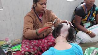 Download I shaved my head in India Video