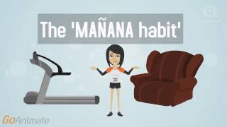 Download Stop 'Mañana habit' from taking over your life Video