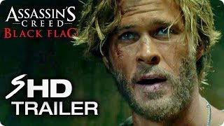 Download ASSASSIN'S CREED: Black Flag (2018) Movie Teaser Trailer [HD] Chris Hemsworth Concept Video