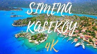 Download Simena - Kaleköy drone footage [TURKEY] in 4K - 2017 Video