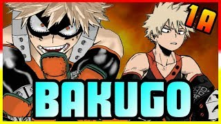 Download CLASS 1-A: Katsuki Bakugo - My Hero Academia Discussion Video