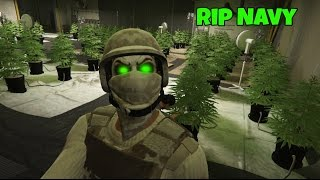 Download GTA 5 Online NAVY Gets Bodied Base War Dirty Video