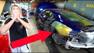 Download MY CAR IS GOING TO LOOK AWESOME!! Video