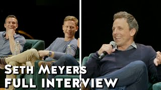 Download Seth Meyers talks Trump | PSA live from Radio City Music Hall Video