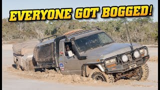 Download Crazy Top End adventure - EVERYONE BOGGED! • How do we get out? Video