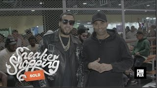 Download French Montana Goes Sneaker Shopping at ComplexCon Video