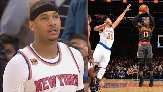 Download Dennis Schroder Game Winner vs Knicks! Controversial Ending! Hawks vs Knicks Video
