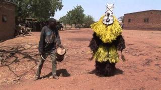 Download African Art: The Masks of the Bonde Family in Boni Perform, 2007 Video