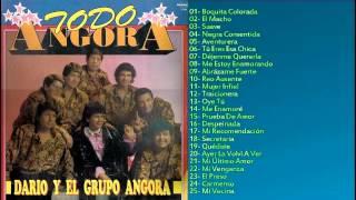 Download CUMBIA DEL RECUERDO ENGANCHADO 25 EXITOS DARIO Y EL GRUPO ANGORA Video