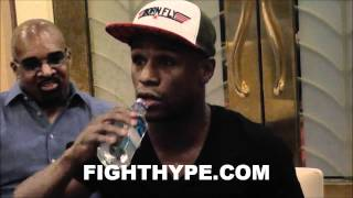 Download MAYWEATHER DISCUSSES TURNING PRO AND SPARRING PERNELL WHITAKER Video