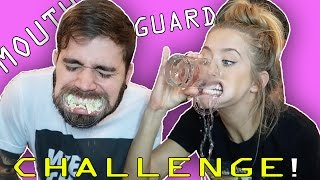 Download ULTIMATE MOUTH GUARD CHALLENGE! (12.4.16 - Day 2775) Video