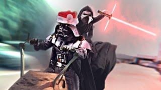 Download Darth Santa STRIKES BACK! Video