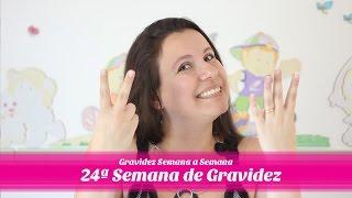 Download 24ª Semana de gestação Video