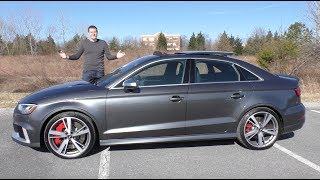 Download Here's Why the 2018 Audi RS3 Is the Best New Audi Video