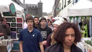 Download Galway Saturday Market Video