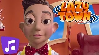 Download LazyTown | The Mine Song | Music Video | Kids Karaoke Video