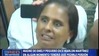 Download Madre de Emely Peguero dice Marlon Martínez en algún momento tendrá que perdirle perdón Video