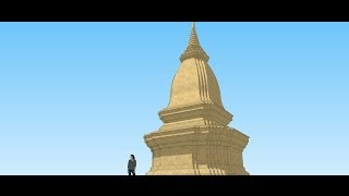 Download How to make the Thai Pagoda recess with Google sketchup. Video