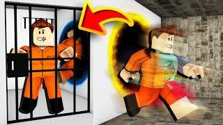 Download THE SECRET GLITCH IN ROBLOX PRISON LIFE!! Video