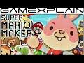 Download Super Mario Maker - Nintendo Badge Arcade Event Course Playthrough! Video