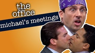 Download Michael's Best Meetings - The Office US Video