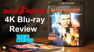 Download Blade Runner 4K Bluray Review and Unboxing. The Final Cut Video