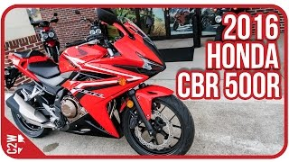 Download 2016 CBR 500r | First Ride Video