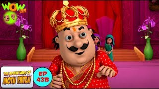 Download Motu Patlu Cartoons In Hindi | Animated cartoon | Prince Motu| Wow Kidz Video