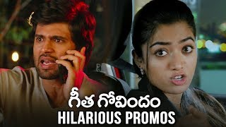 Download Geetha Govindam Hilarious Comedy Promos | Vijay Devarakonda | Rashmika | TFPC Video