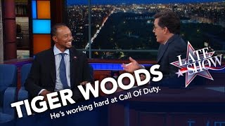 Download Tiger Woods Is Elite At Both Golf And Video Games Video