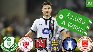 Download 7 Best Paid Players in the League of Ireland Video