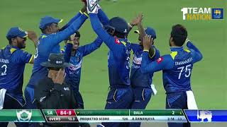 Download Only T20I Highlights: Sri Lanka beat South Africa by 3 wickets Video