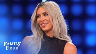 Download Kardashian Vs West! Let's meet the teams! | Celebrity Family Feud Video