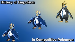 Download How GOOD was Empoleon ACTUALLY? - History of Empoleon in Competitive Pokemon (Gens 4-7) Video