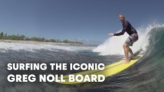 Download Surfing the Iconic Greg Noll Board | Red Bull Decades Ep. 1 Video