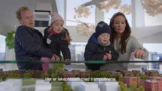 Download Folk på Fornebu - Melissa & Axel inne på Punkt! Video