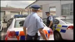 Download Police begin crackdown on Christchurch boy racers Video