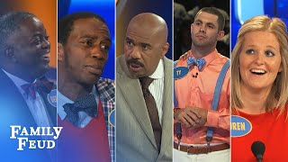 Download TOP 5 moments from AUGUST 2016! | Family Feud Video
