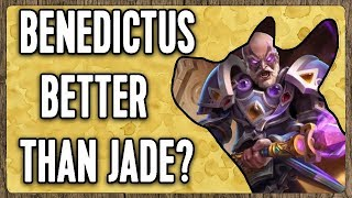 Download Benedictus Better than Jade Druid? [Hearthstone] Video