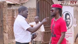 Download Abamanyi Bobi Wine bagamba balabirawo ng'aliba mukulembeze Video