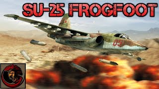 Download Su-25 Frogfoot - The Russian Flying Tank Video