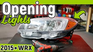 Download How To Customize your HEADLIGHTS - 12 Tips to Open with NO Damage Video
