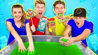 Download SOUREST GIANT GELLI BAFF IN THE WORLD CHALLENGE!! Warheads, Toxic Waste (EXTREMELY DANGEROUS) Video