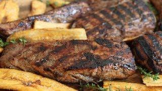 Download Grilled Jerk Pork Tenderloin - Jerk Spice Grilled Pork Recipe Video