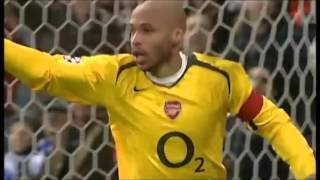 Download Thierry Henry ● Arsenal FC Moments Video